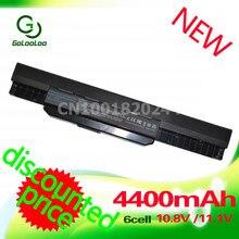 Bateria para Asus K53u A53 A53z A43 A53s A53sv Golooloo K43s K43e K43j K43 K53s K53sd K53sv K53t K53e K53f K43sv A32-k53