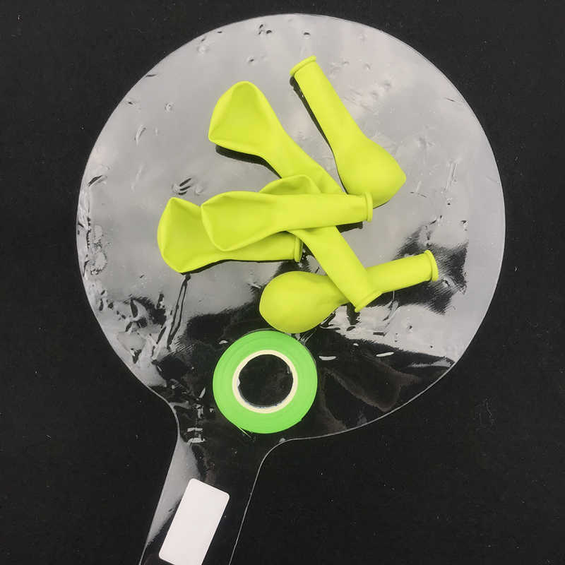 8 Buah/Set 20/24/36 Inci Gelembung Transparan Helium Balon 5 Inch Macaroon Lateks Balon Ulang Tahun Pesta Pernikahan dekorasi Balon