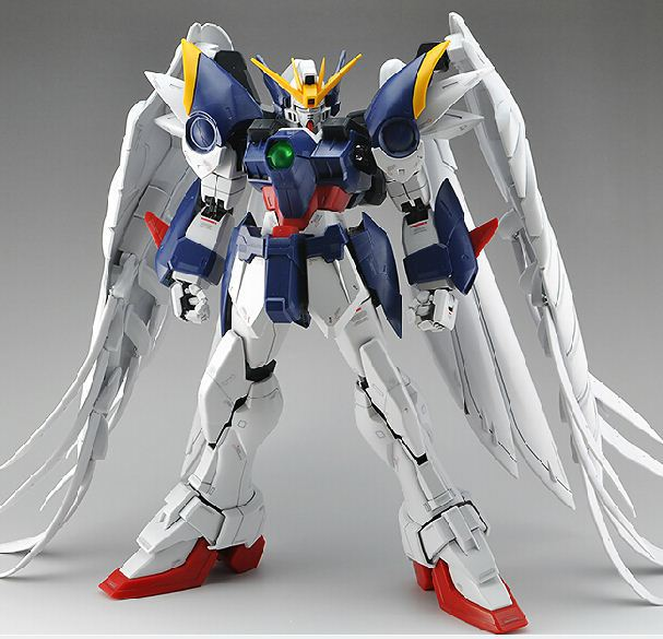 GAO Gundam 1/60 Perfect Grade Wing Zero Custom action figures robot scale models plastic model kits anime assembled - R,Y boutique Toy Store store