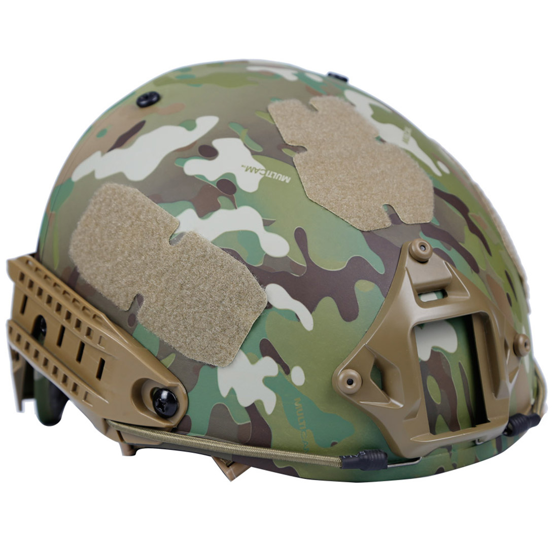 купить Surwish Tactics Protective Helmet for Nerf/ for Airsoft Outdoor Activity - CP по цене 4621.79 рублей