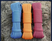 YINGTUOMAN 10m Outdoor Paracord 10.5mm Rope Paracord survival Parachute Cord Lanyard Rope Climbing Camping Survival Equipment