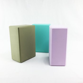 13 Colors available Yoga Blocks EVA High-Density 9