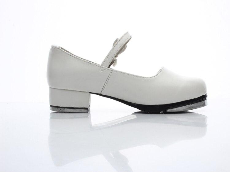 e830a0c32 Kids Girls Tap Dance Shoe Creamy White Color Stepdames Shoes ...