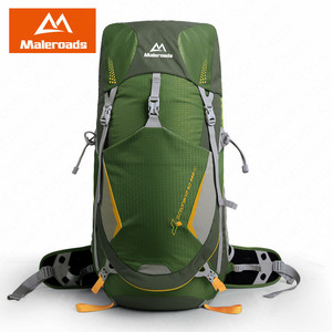 Image 4 - Maleroads 50L Outdoor Bags Camping Backpack Hiking Bag Climbing Bags Men Women Breathable Outdoor Hiking Travel Camping Climbing