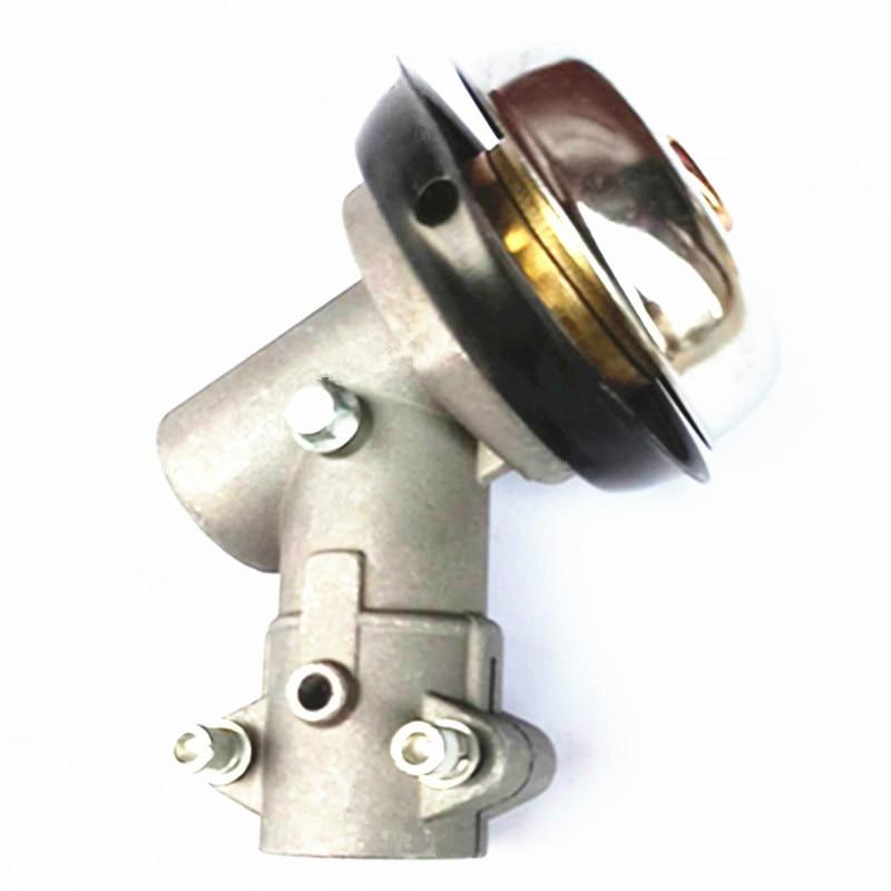 26/28mm Diameter Trimmer Gearbox Brush Cutter Trimmer Replace Gear Head Gearhead Gearbox Garden Power Tools Set Tool Accessories