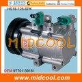 Высокое качество авто AC компрессора HS18 для 9770139180 9770139181 9770126200 9770126300  977012E200 9770138170