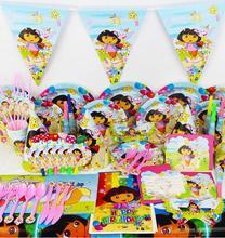 Popular Dora Birthday DecorationsBuy Cheap Dora Birthday