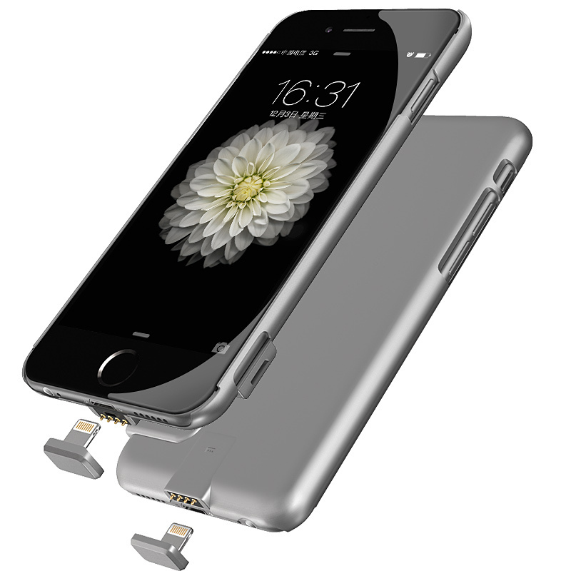 online store 8cac2 a082f US $37.58 |iMeaning Ultra thin External Power bank battery case for iPhone  6 6s Power Bank Case for iPhone 6s 6 Plus Backup Charger Cover-in Battery  ...