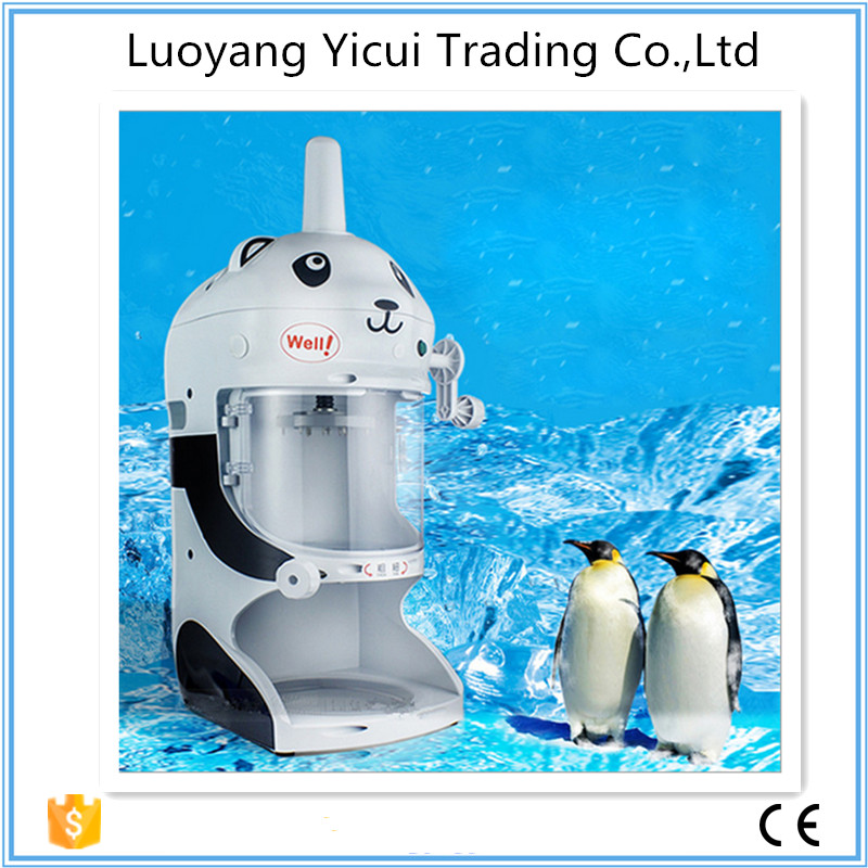 hot sale good quality continuous smoothie ice shaver - Snow Cone Machine For Sale
