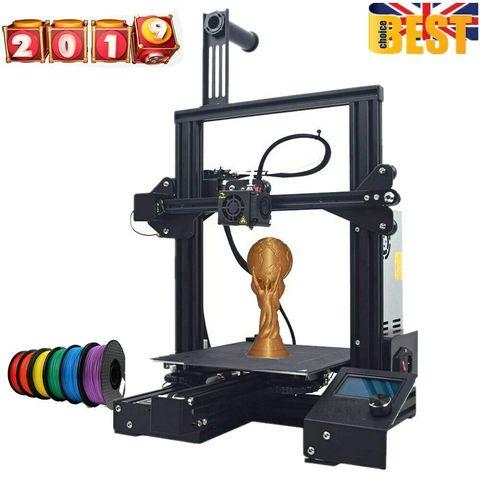 a13 impressora 3d significa bem potencia de aluminio diy dc 24 v 220x220x250mm 1 pla