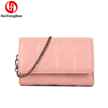 Fashion Lady Chain Leather Crossbody Bag Single Shoulder Luxury Designer Woman Small Flap Party Shopper Beach Messenger Girl Bag fashion leather woman bag new girl small party bag casual shoulder bag fashion wide strap woman messenger bag free shipping