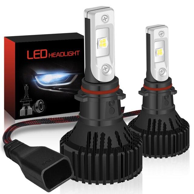 TUINCYN 1 Pair Upgraded Automobiles LED Headlight / Fog light PSX26W P13W 6500k Head Bulb Lifetime 16000Lm Led 1 Year Warranty