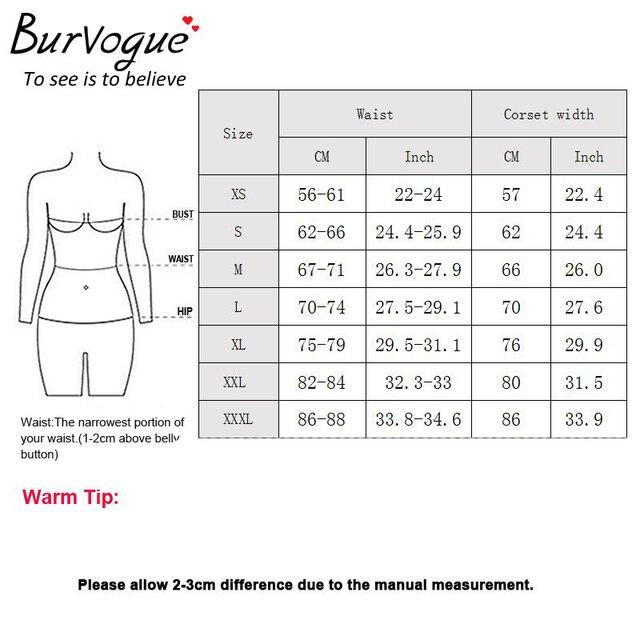 Burvogue Women Shaper Waist Trainer Sweat Sauna Neoprene Body Shaper Slimming Belt Modeling Strap Body Slim Shapewear Underwear 2