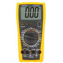Vici VICHY VC9805A + Цифровой Мультиметр DMM LCR Метр ж/Температура Индуктивность Емкость Частота и hFE Тест
