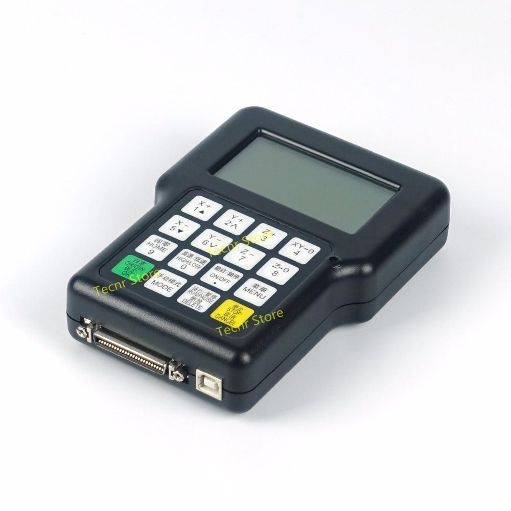 RZNC 0501 DSP Controller Sistema di carte di controllo a 3 assi per - Parti di macchine per la lavorazione del legno - Fotografia 3