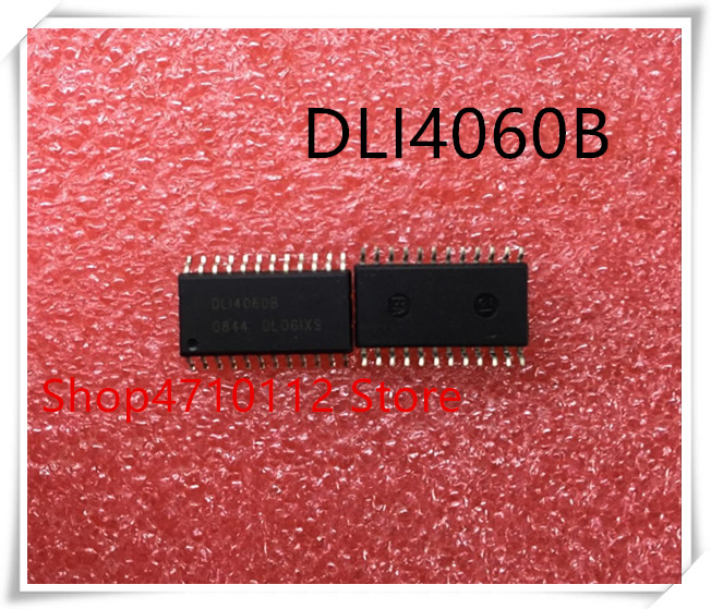 NEW 2PCS LOT DLI4060 DLI4060B DLOGIXS SOP 24 IC