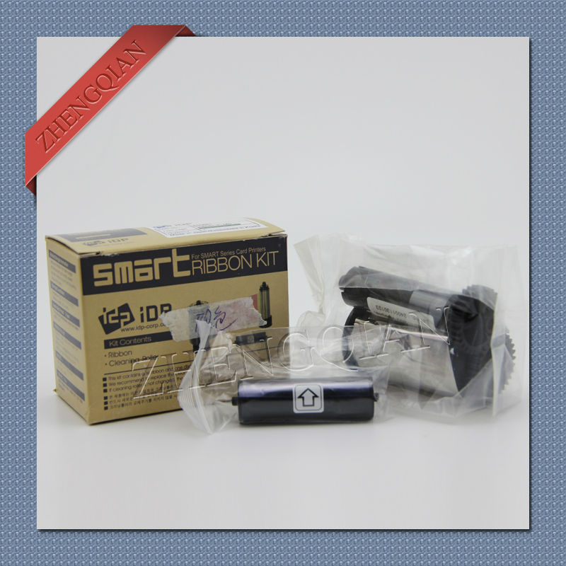 great chaep IDP smart 650681 SIADC-P-MS silver ribbon for use with the smart id pvc card printer