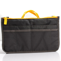Pro Makeup Set Travel Bags Make Up Organizer Bag for Women Men Casual Multifunctional Cosmetic Makeup Toiletry Storage Handbag