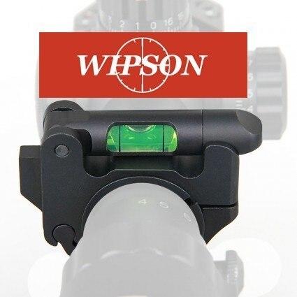 WIPSON Tactical Optics Aluminium Foldable Bubble Level Ring For 1