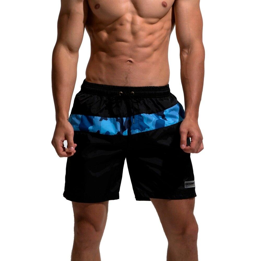 2018 Men's Multi-role Board shorts Camouflage Beachwear Swimwear