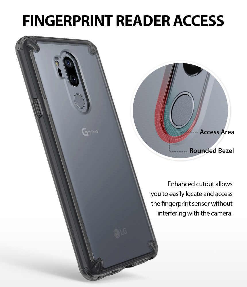 watch ae5df b42ca 100% Original Ringke Fusion Case for LG G7 ThinQ