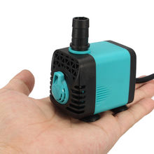 цена на Water Pump Aquarium Submersible Water Pump for Pond Pool Fountains Fish Tank Powerhead Fountain Hydroponic Pond pumps
