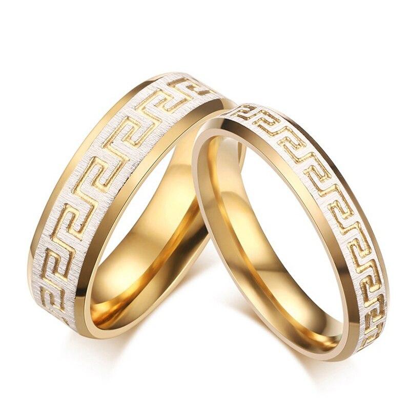Online Get Cheap Matching Titanium Wedding Bands Aliexpresscom
