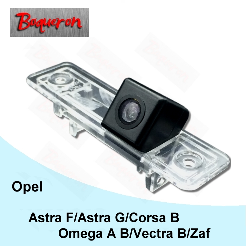 For Opel Astra F/Astra G/Corsa B/Omega A B/Vectra B/Zaf 1995~2005 Rear View Camera CCD Car Back Up Reverse Vehicle Camera