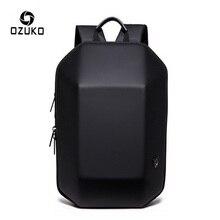 OZUKO Brand Fashion Men's Backpack Waterproof Laptop Backpac