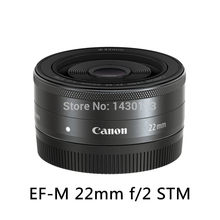EF-M 22mm f/2 STM for Canon EF-M 22mm f / 2 STM Lens for Canon EOS M/M2 M3 M5 M6 M10 Micro SLR cameras(China)