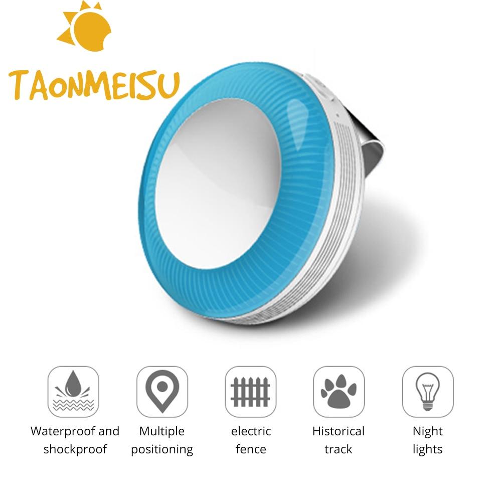 En gros GPS Mini traqueur pour animaux de compagnie étanche chien voiture Global localisateur moto étiquette intelligente alarme Tracker collier intelligent