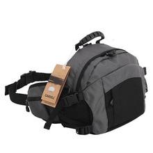 CAREELLC2046 حقيبة كاميرا على ظهره الكتف يميل عبر الكتفين مقاوم للماء الرجال النساء على ظهره للكاميرا فيديو صور حقيبة