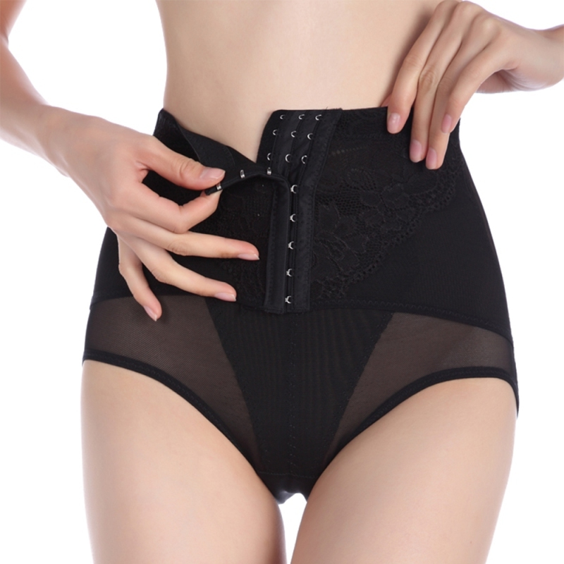 2018 Women Control Shapers Postpartum Abdomen Body shaping Pants Corset pants Butt Lifter Pantie beam waist Trousers