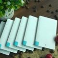 Brand New Card Shape Super Mini Power Bank Full 2500mAh Mini Portable External Charger Free Shipping