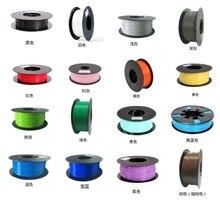 Impresora 3D 1.75mm PLA/ABS 1 KG filamentos