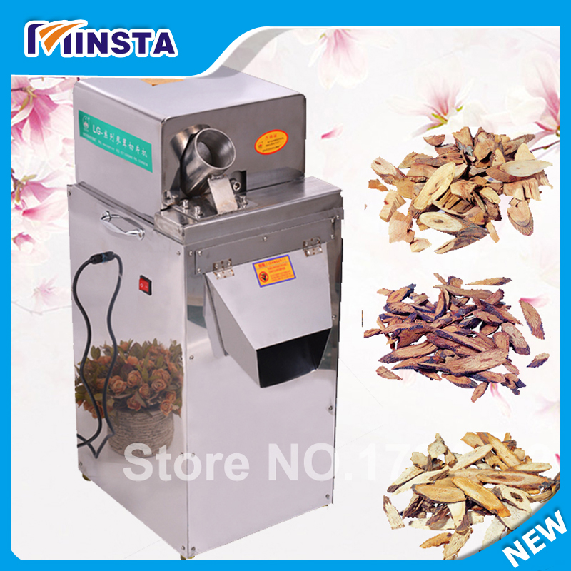 commercial ginseng slicer medicine slicer chinese medicine cutter American ginseng shredder