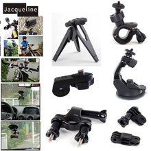 JACQUELINE for Accessories Kit Handlebar Tripod Mount Holder for Sony Action Cam HDR-AS15 AS200V AS20 AS30V AS100V AS50 AZ1 Min