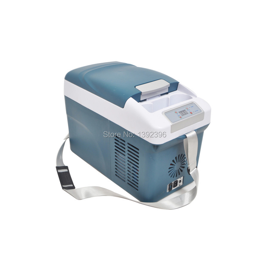 Car freezer portable fridge mini refrigerator insulin ...