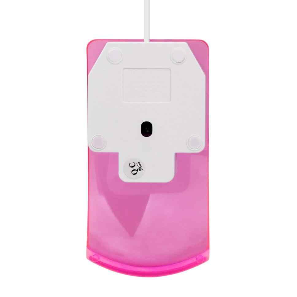 600 ديسيبل متوحد الخواص البصرية USB LED السلكية لعبة الفأر الفئران لجهاز كمبيوتر محمول السلكية ماوس للكمبيوتر Pc السلكية الماوس # ذر