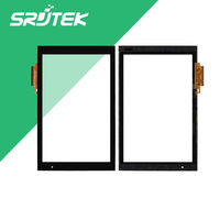 100 New Top Quality Touch Screen Digitizer Glass For Acer Iconia Tab A500 10 1 Black