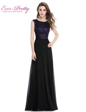 Evening Dress Ever Pretty HE08830 Formal Special Occasion Dresses 2017 New Arrival Real Photo Plus Size O-Neck
