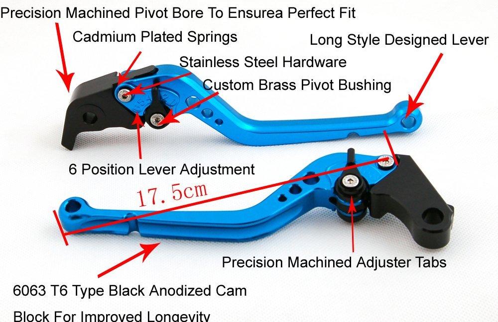 Короткий и Длинный рычаг сцепления для мотоцикла honda cbr600rr