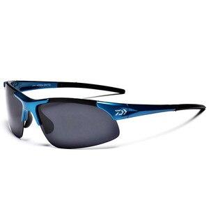 دايوا الصيد نظارات الرياضة في الهواء الطلق الصيد النظارات الشمسية الرجال نظارات الدراجات تسلق الشمس Glassess نظارة بعدسات مستقطبة الصيد