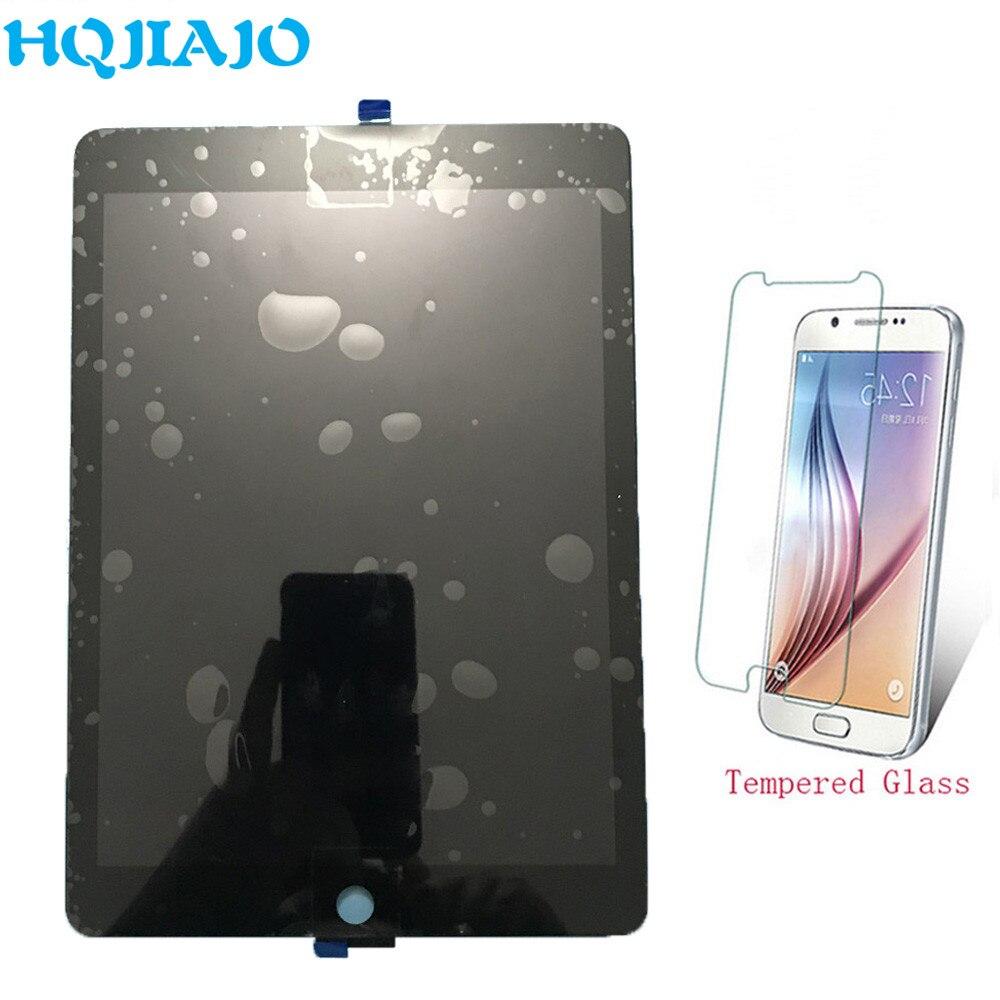 100% AAA + pour Apple iPad 6 Air 2 9.7 ''Grade écran tactile numériseur + écran LCD pour iPad 6 Air 2 A1567 A1566 9.7'' remplacement