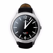 AUF LAGER! no. 1 d5 + android 5.1 3g smartwatch telefon mtk6580 quad core 1,3 ghz 1 gb/8 gb 1,3 zoll ips gps wifi pulsuhr
