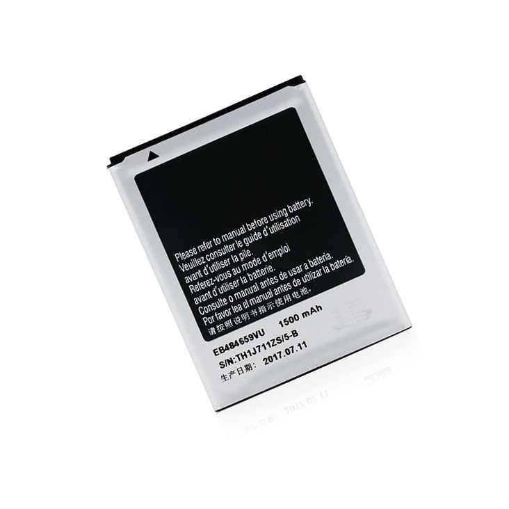 هاتف محمول بطارية EB484659VU 1500 mAh لسامسونج T759 W689 S5820 I8150 معرض 4G M930 T589 I8350 S8600 I8150 W689 s569