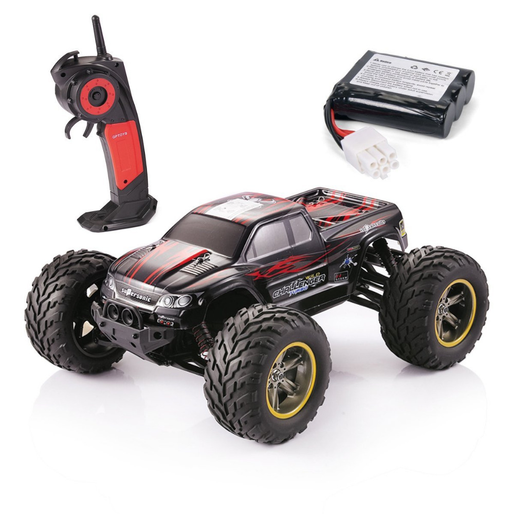 2018 New Arrival <font><b>RC</b></font> Car <font><b>9115</b></font> 2.4G 1:12 Scale Car Supersonic Monster <font><b>Truck</b></font> Off-Road Vehicle Buggy Electronic Toys for childern image