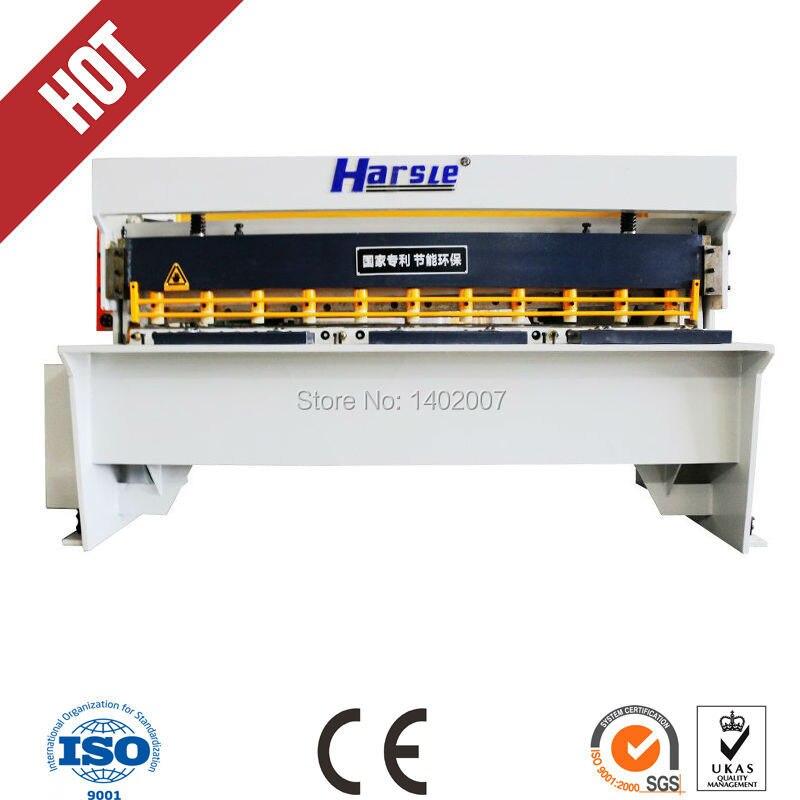 Q11 3X1500 manual sheet metal plasma cutting machine