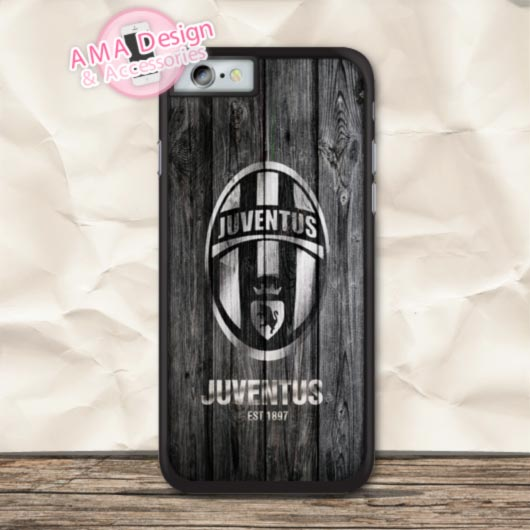 Juventvz Football ClubSport Protective Case For iPhone X 8 7 6 6s Plus 5 5s SE 5c 4 4s For iPod Touch