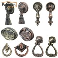 Probrico Vintage Furniture Antique Drawer Knob Zinc Alloy Kitchen Cabinet Handles Cupboard Pulls